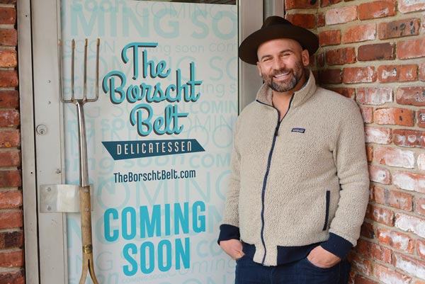 Nick Liberato To Launch The Borscht Belt Delicatessen In Stockton