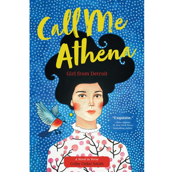 """Launch Party for Colby Cedar Smith's """"Call Me Athena: Girl from Detroit"""" To Take Place August 12th in Princeton"""
