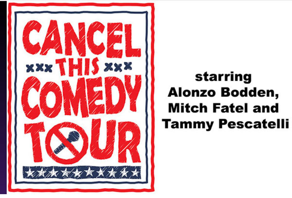 MPAC Presents Cancel This Comedy Tour on November 12th