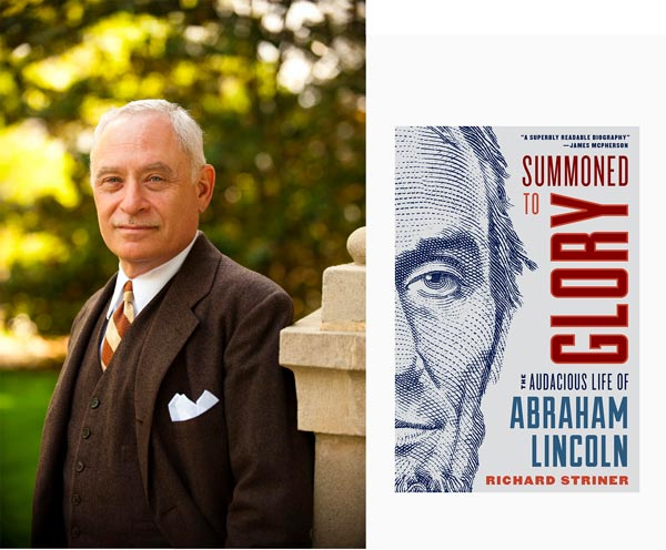Historian Richard Striner To Have Book Signing on July 28 at Physick Estate