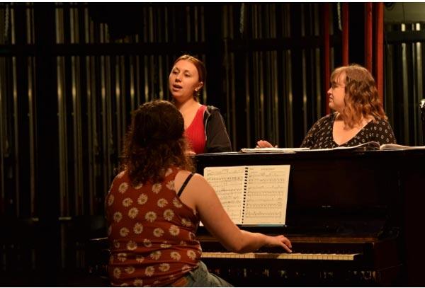 "Centenary Stage Company presents ""Always…Patsy Cline """