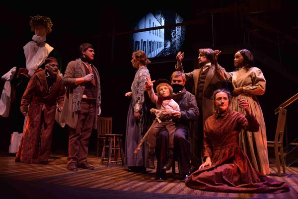 """Centenary Stage Company To Hold Open Call Auditions For """"A Christmas Carol"""" On October 25th"""