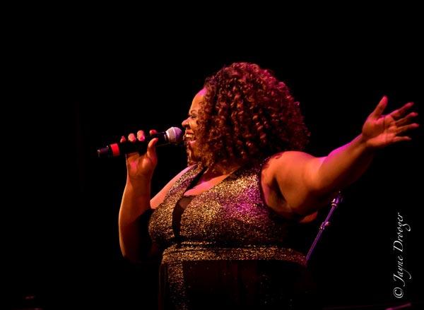 Centenary Stage Company Presents CeCe Teneal's Tribute To Aretha Franklin