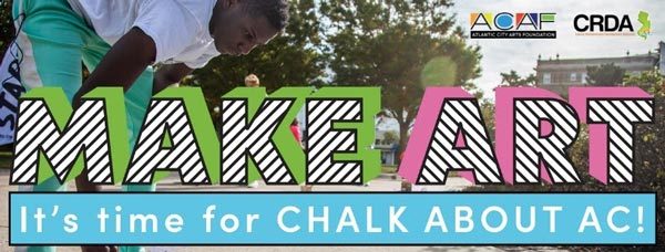 7th Annual Chalk About AC To Take Place On Saturday