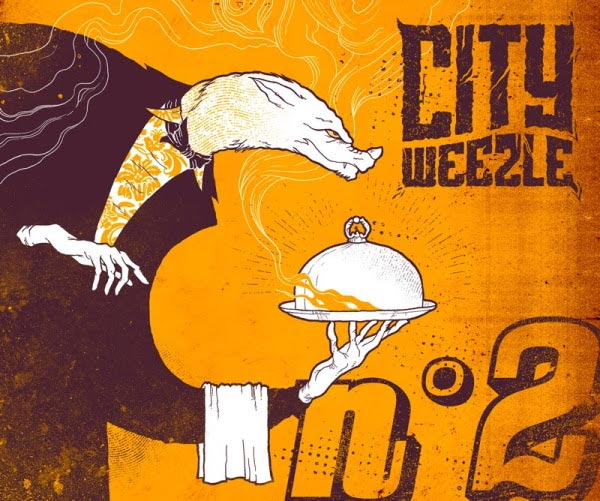 """Multinational Rock Fusion Band City Weezle To Release New Album """"No.2"""""""