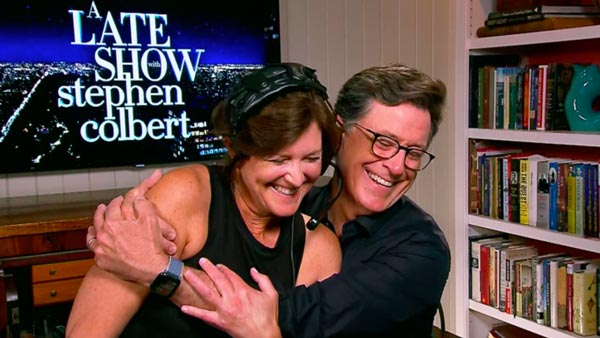 Montclair Film Hosts Virtual 10th Anniversary Fundraiser With Evelyn and Stephen Colbert On May 7th