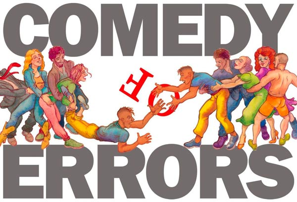 """Boomerang Theatre Company Returns With """"Comedy Of Errors"""" September 24-26"""