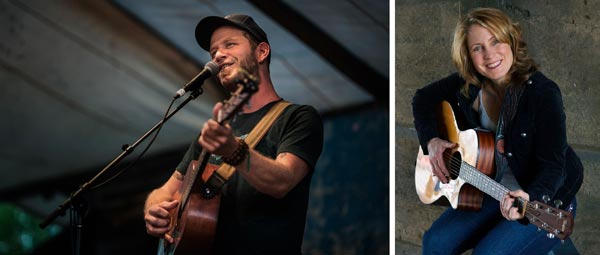 Scott Cook and Meghan Cary To Perform In Lincroft On October 23rd