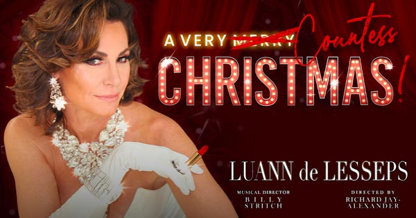 """Count Basie Center for the Arts presents """"A Very Countess Christmas!"""""""