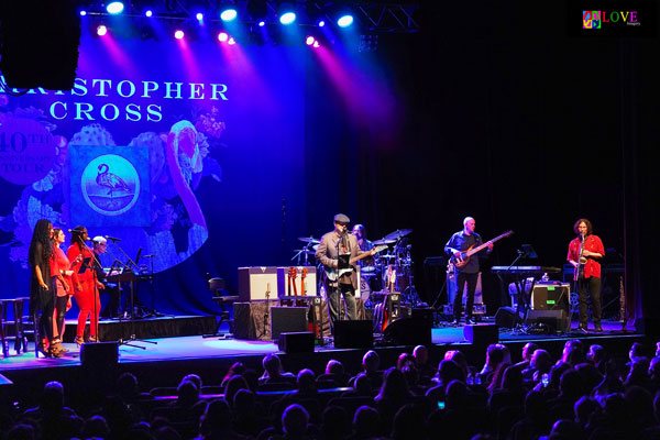 """""""Truly Amazing!"""" Christopher Cross LIVE! at MPAC"""