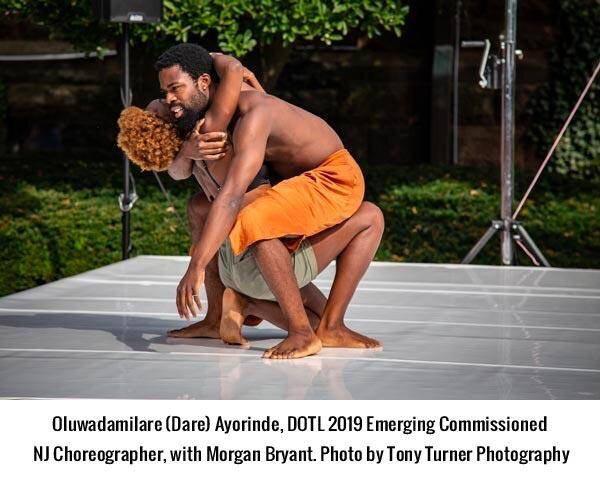 The Healing Power of Dance Returns to Montclair