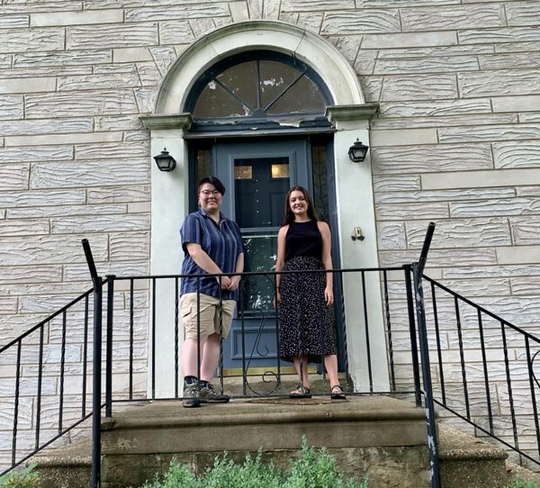 D&R Greenway Begins Two Yearlong Fellowships with 2021 Princeton University Graduates