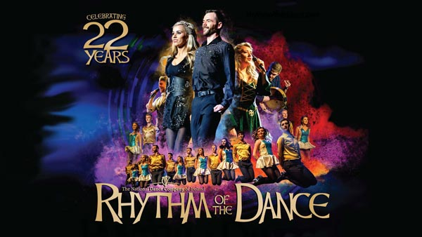 Grunin Center Presents Rhythm of the Dance Streaming Via On-Demand in March
