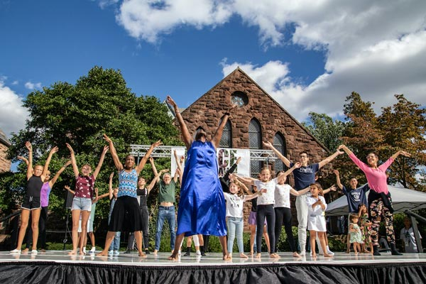Dance On The Lawn Returns On September 11th