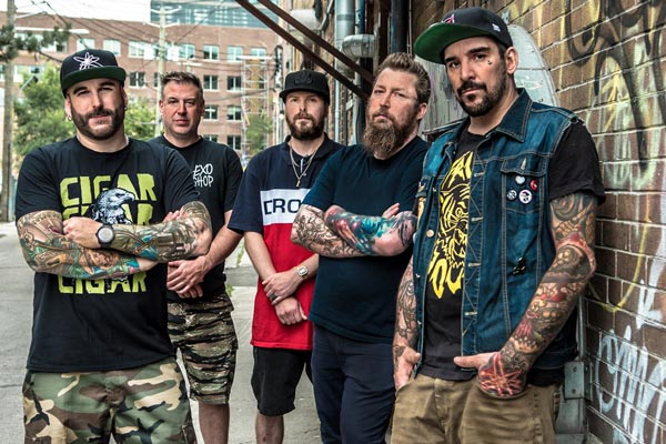 """Our Darkest Days Releases """"These Fast Times"""""""