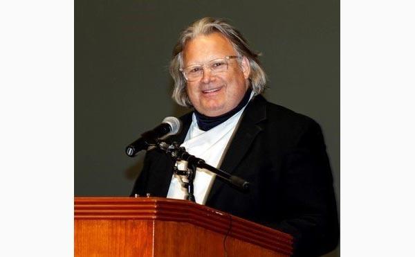 Chef David Burke Speaks At Brookdale Culinary Graduation