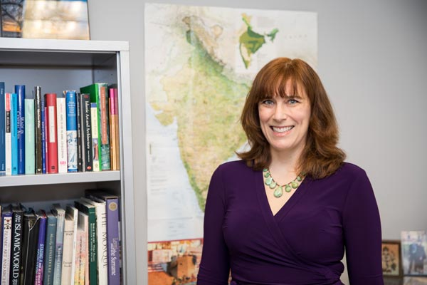 TCNJ's Dr. Deborah Hutton Selected To Co-Author First Global Arts History Survey Textbook Of 21st Century