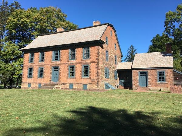 Washington's Encampment Set for October 9-10 at Dey Mansion