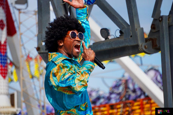 The Disco 54 Band LIVE! at the Wine on the Beach Festival in Seaside Heights, NJ