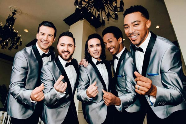 NJPAC Presents The Doo Wop Project on April 24th