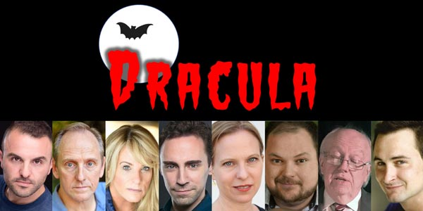 """Theater Project Presents """"Dracula, The Radio Play"""" Online For Halloween Weekend"""