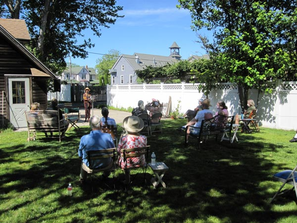 """East Lynne Theater Company Celebrates Juneteenth with """"Tales in the Backyard"""""""