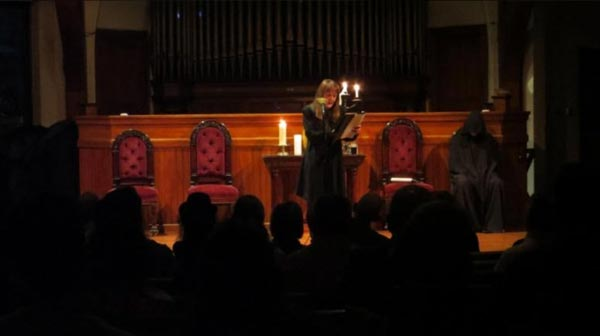 """East Lynne Theater Company presents """"Nosferatu"""" and """"Poe"""" in time for Halloween"""