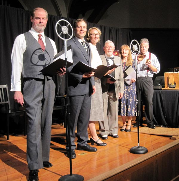 """East Lynne Theater Company presents """"Sherlock Holmes' Adventure of the Blue Carbuncle"""""""