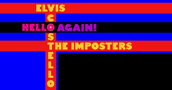Elvis Costello & The Imposters To Perform in Red Bank and Philly