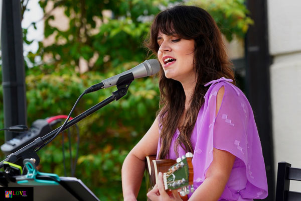 """""""And the Seasons, They Go Round and Round."""" Emily Grove's Tribute to Joni Mitchell LIVE! at the Hunterdon County Library"""