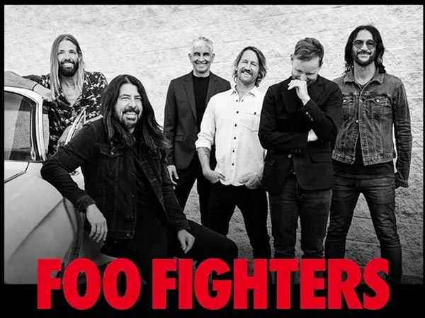 Foo Fighters To Reopen MSG On June 20