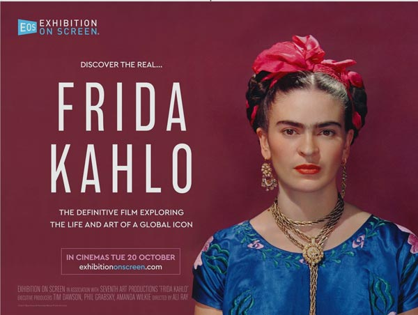 """The Maplewood Film Society Hosts Screening Of """"Frida Kahlo"""" on October 10th"""