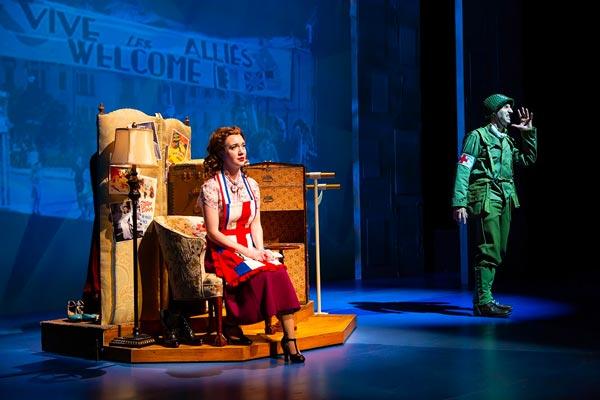 "Amelia Pedlow Talks About ""Dear Jack, Dear Louise"" at George Street Playhouse"