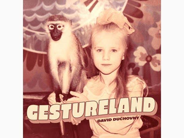 """David Duchovny To Release Third Album """"Gestureland"""""""