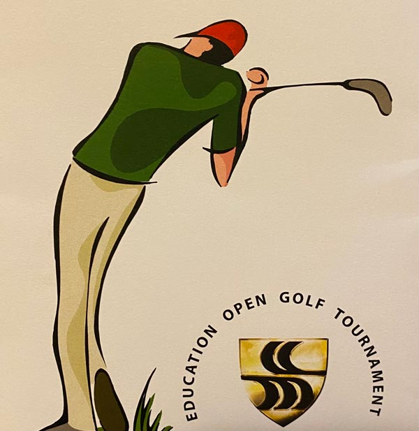42nd annual Education Open Golf Tournament To Take Place September 23rd