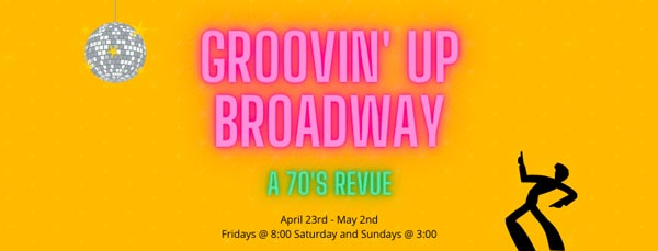 """Music Mountain Theatre presents """"Groovin' Up Broadway"""""""