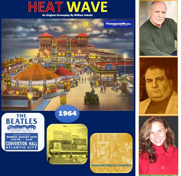 """Atlantic City Heat Wave"" To Bring Back Memories of Summer 1964 In Jersey"