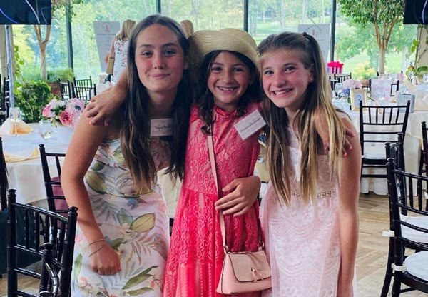 D&R Greenway Land Trust Congratulates Three Local Girls Honored by the Junior League of Greater Princeton for Building Community Through Good Works