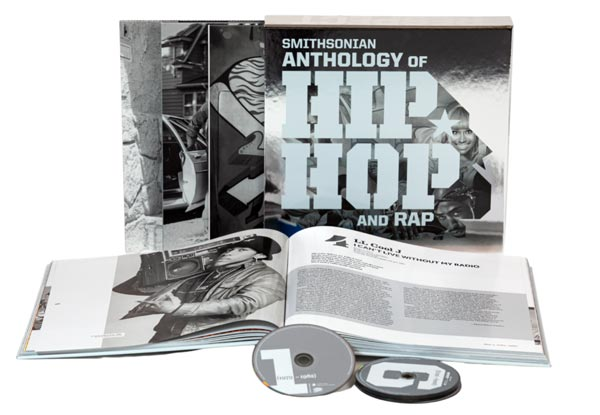 Smithsonian Anthology of Hip-Hop and Rap To Be Released August 20