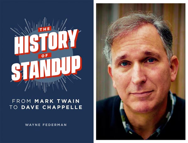 """The History of Stand-Up: From Mark Twain to Dave Chappelle"""