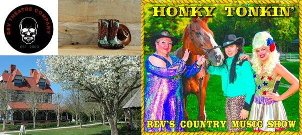 """Yee-haw! REV Theatre's """"Honky Tonkin'"""" Hootenanny in Cape May"""