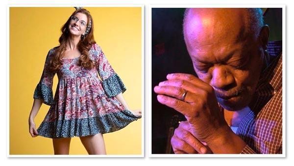 Hurdy Gurdy Folk Music Club presents Shanna in a Dress and Kemp Harris on November 13th