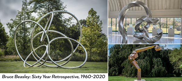 Grounds For Sculpture is Back with a 60-Year Retrospective of One of its Original Artists