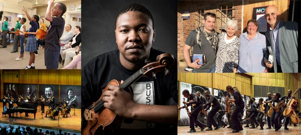 PODCAST: From Soweto to Princeton -- the Buskaid String Ensemble