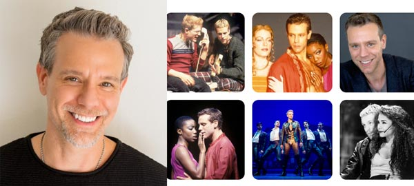 PODCAST: RENT'S Adam Pascal Takes the Show on the Road