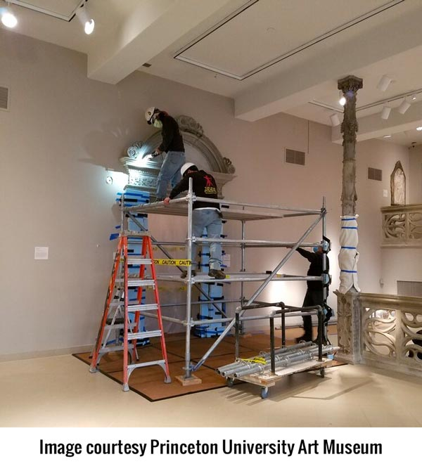 Operating Without Walls While Building Anew at Princeton University Art Museum