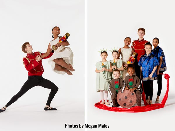 Nimbus Seeks Youth Performers For Jersey City Nutcracker