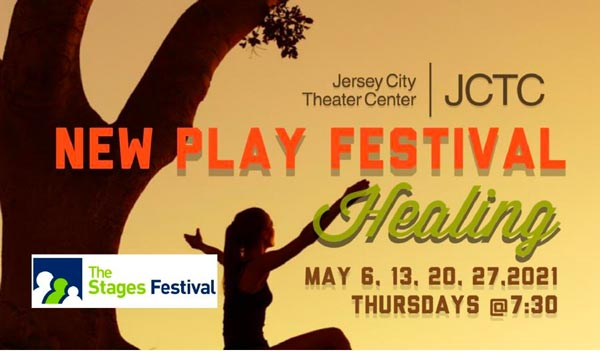 Jersey City Theater Center's 2021 New Play Festival To Take Place Online