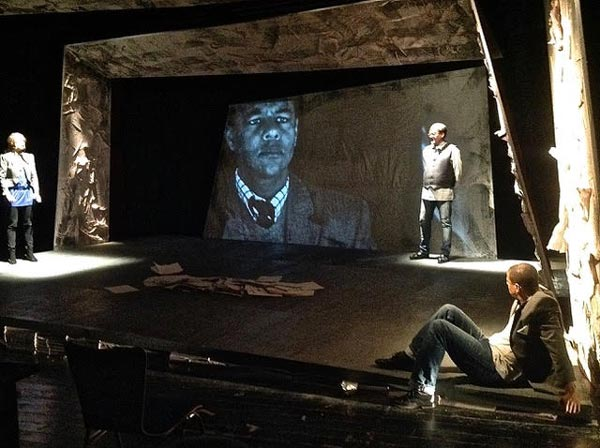 "Jersey City Theater Center Features Alexander Thomas' Play ""Schwarz Gemacht"" on November 12"