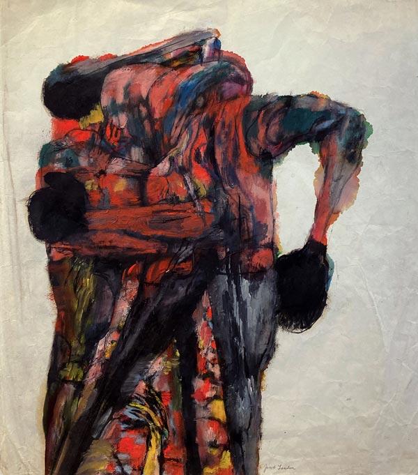 "James Yarosh Associates presents ""The Humanist Show"" - works by Miriam Beerman, Jacob Landau and Sheba Sharrow"